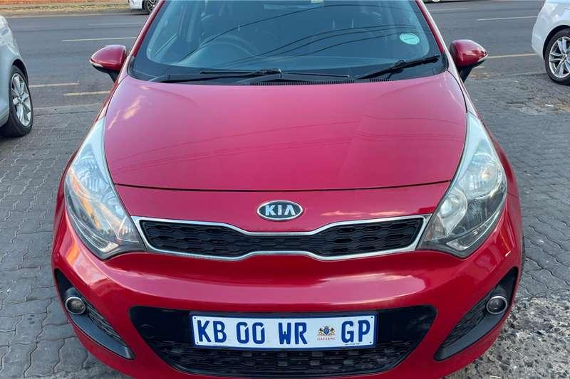 Used 2012 Kia Rio 1.6 4 door Sport