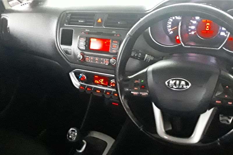 Used 2015 Kia Rio hatch 1.2