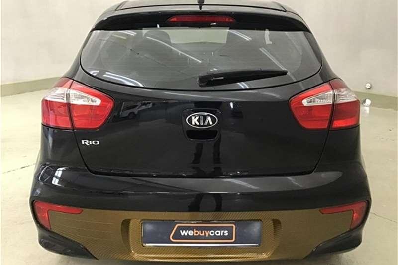 Kia Rio hatch 1.2 2016
