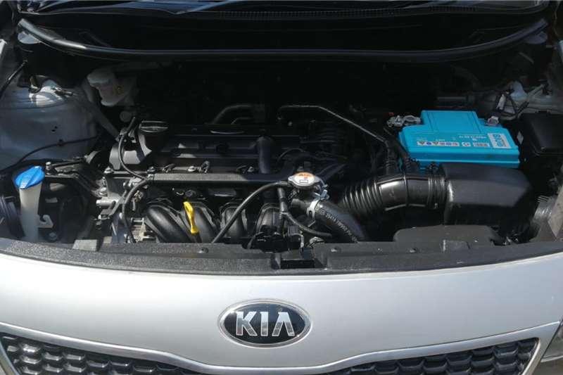 Used 2017 Kia Rio hatch 1.2