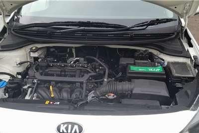 Kia Rio hatch 1.2 2017