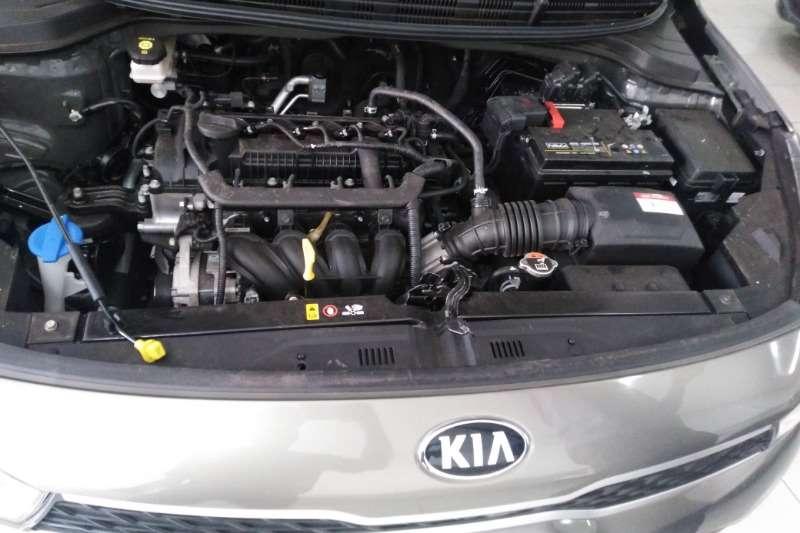 Kia Rio hatch 1.2 2019