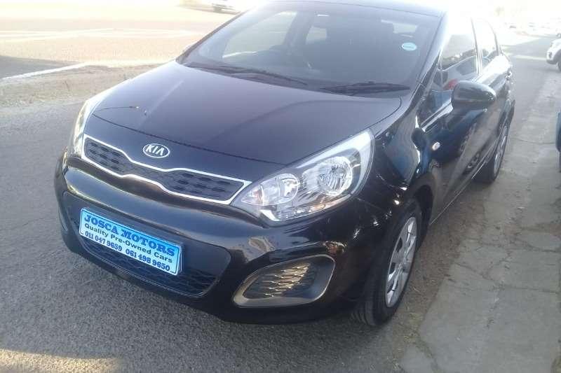Kia Rio hatch 1.2 LS 2014