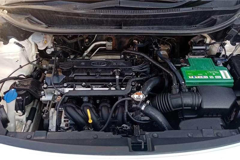Used 2015 Kia Rio hatch 1.2 LS