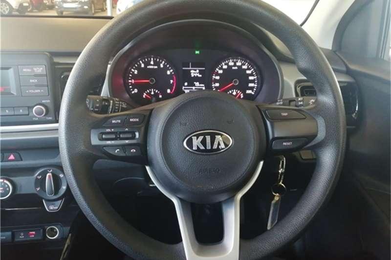 Kia Rio hatch 1.2 LS 2019