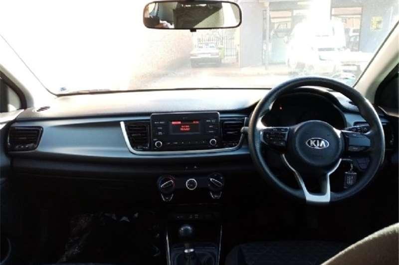 Used 2020 Kia Rio hatch 1.2 LS