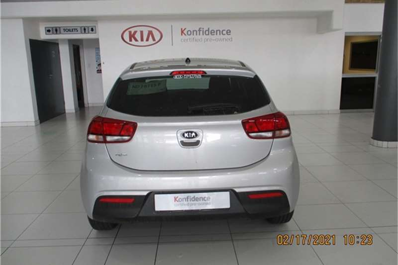 Kia Rio hatch 1.2 LS 2021