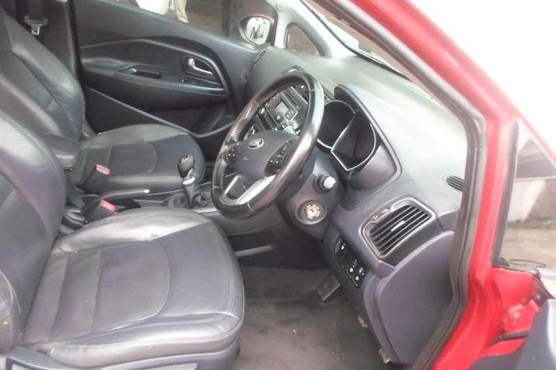 Kia Rio hatch 1.4 2012