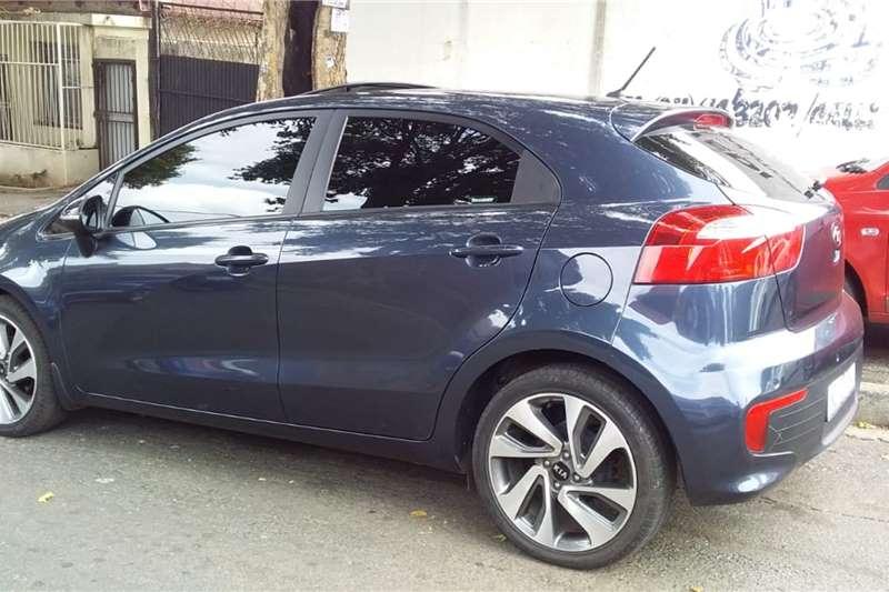 Used 2015 Kia Rio hatch 1.4 auto