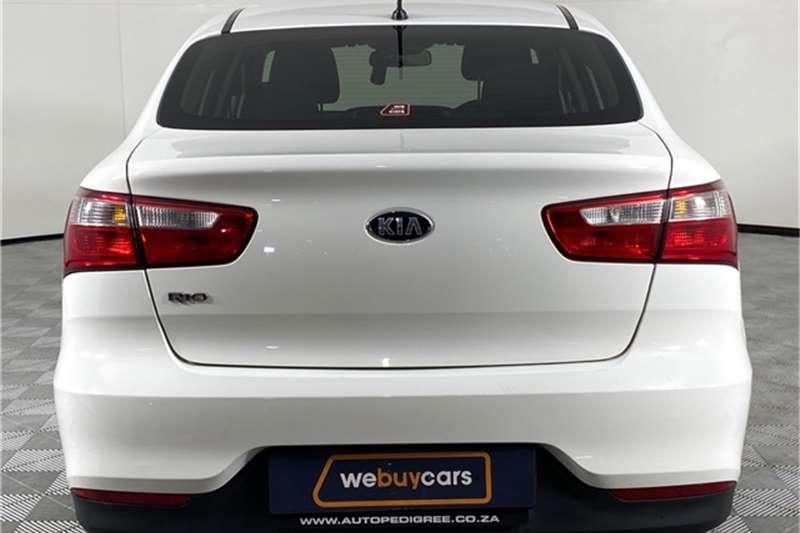 Used 2016 Kia Rio hatch 1.4 auto