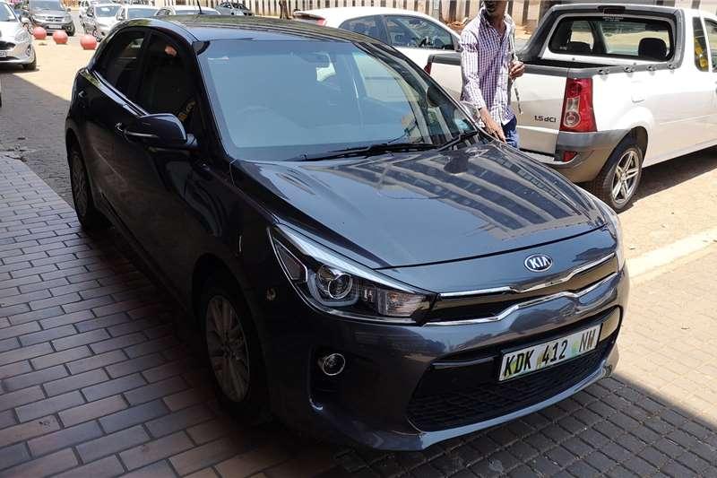 Kia Rio hatch 1.4 auto 2019