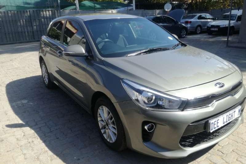 Kia Rio hatch 1.4 EX auto 2018