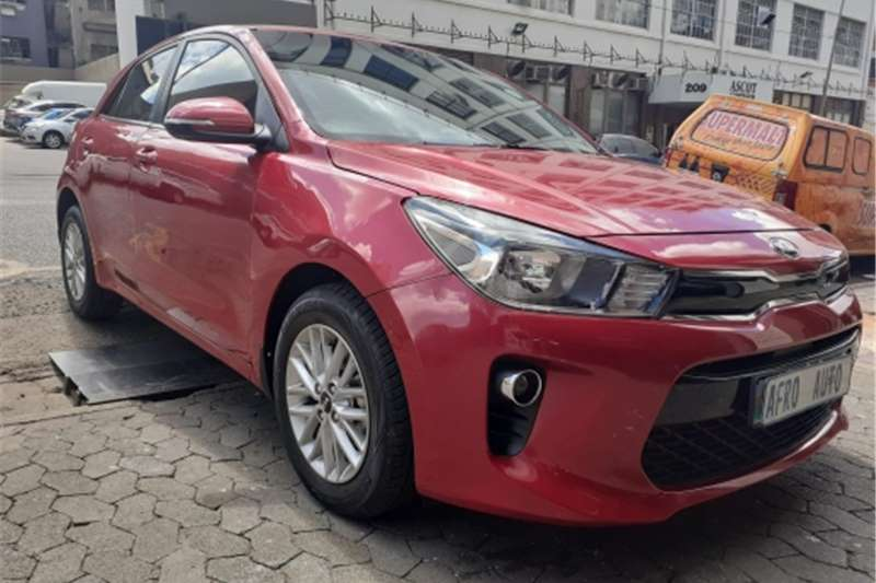 Used 2019 Kia Rio hatch 1.4 EX auto
