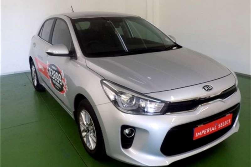 Kia Rio hatch 1.4 EX auto 2020