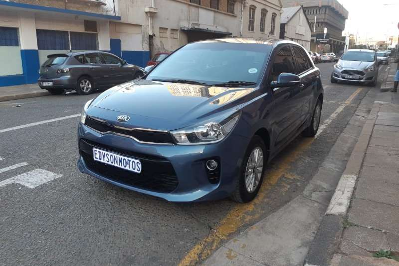 Kia Rio hatch 1.4 LX 2019