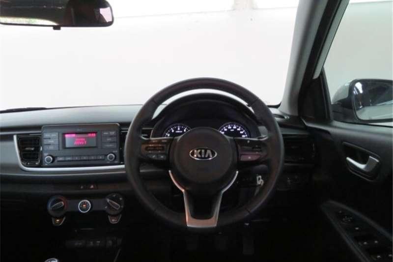 Kia Rio hatch 1.4 LX 2021