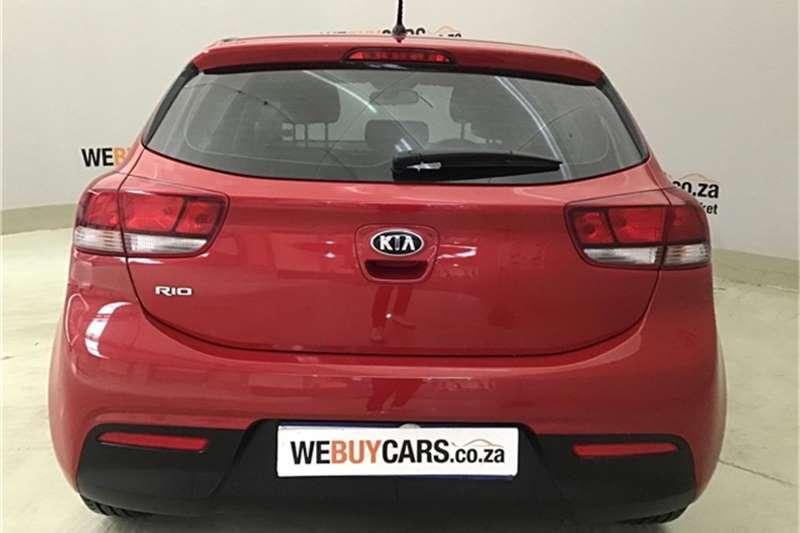 Kia Rio hatch 1.4 LX auto 2018