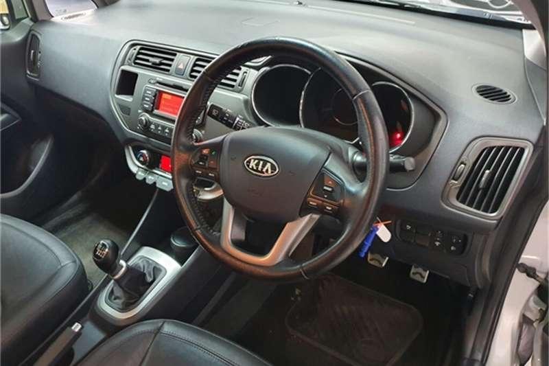 Kia Rio hatch 1.4 Tec 2012