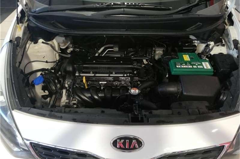 2012 Kia Rio Rio hatch 1.4 Tec