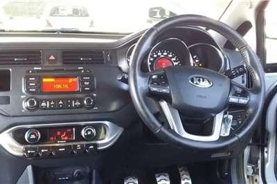 Used 2013 Kia Rio hatch 1.4 Tec