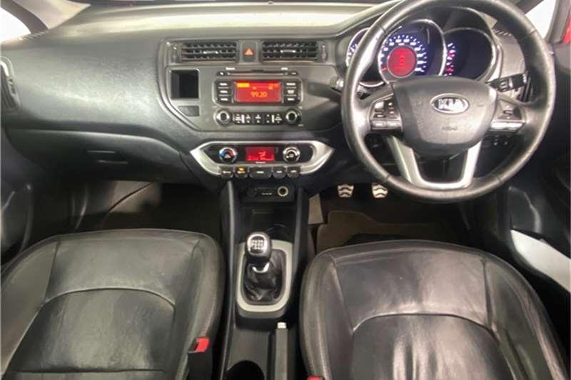 2013 Kia Rio Rio hatch 1.4 Tec