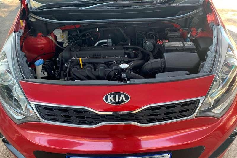 Kia Rio hatch 1.4 Tec 2014