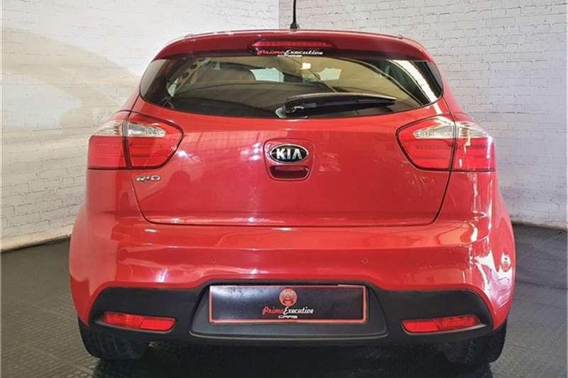 2014 Kia Rio Rio hatch 1.4 Tec