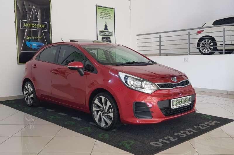 Kia Rio Hatch 1 4 Tec For Sale In Gauteng Auto Mart