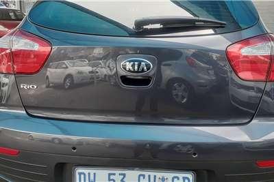 Kia Rio hatch 1.4 Tec 2015