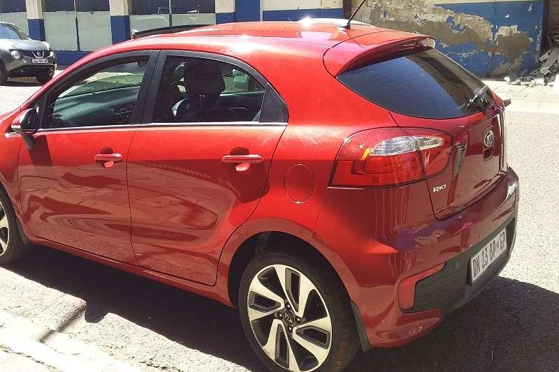 Used 2016 Kia Rio hatch 1.4 Tec