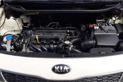 Kia Rio hatch 1.4 Tec 2016