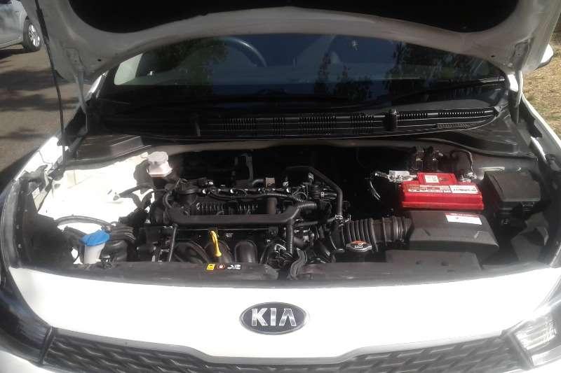 Kia Rio hatch 1.4 Tec 2017