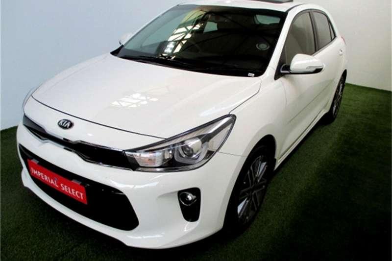 Kia Rio Rio Hatch 1 4 Tec For Sale In Gauteng Auto Mart