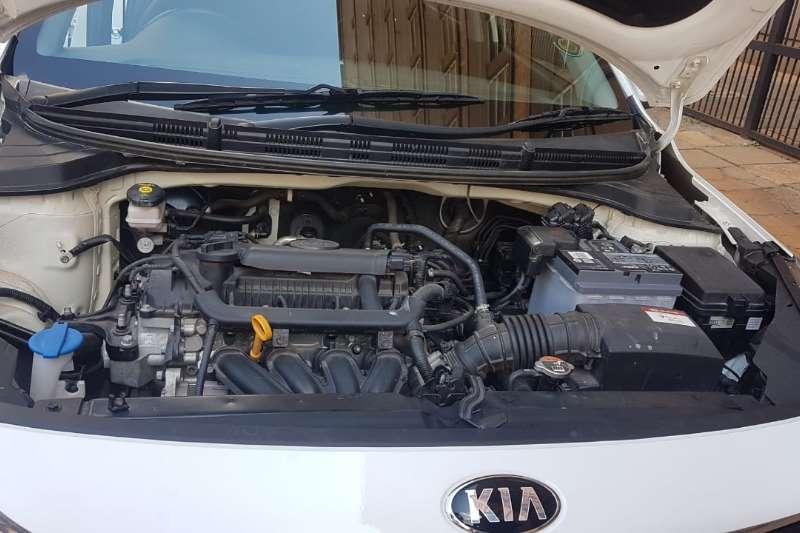 Used 2018 Kia Rio hatch 1.4 Tec