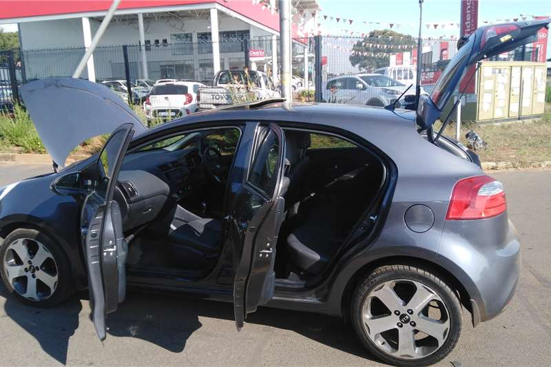 Used 2013 Kia Rio hatch 1.4 Tec auto
