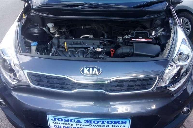 2013 Kia Rio Rio hatch 1.4 Tec auto
