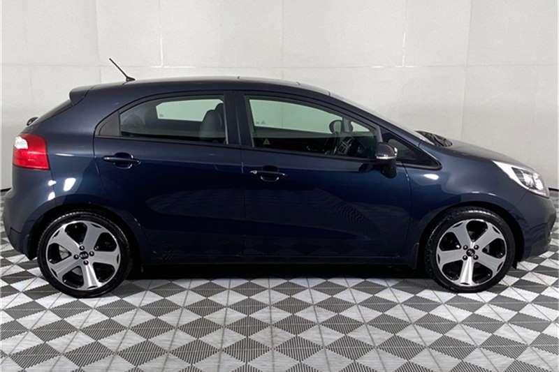 2014 Kia Rio Rio hatch 1.4 Tec auto