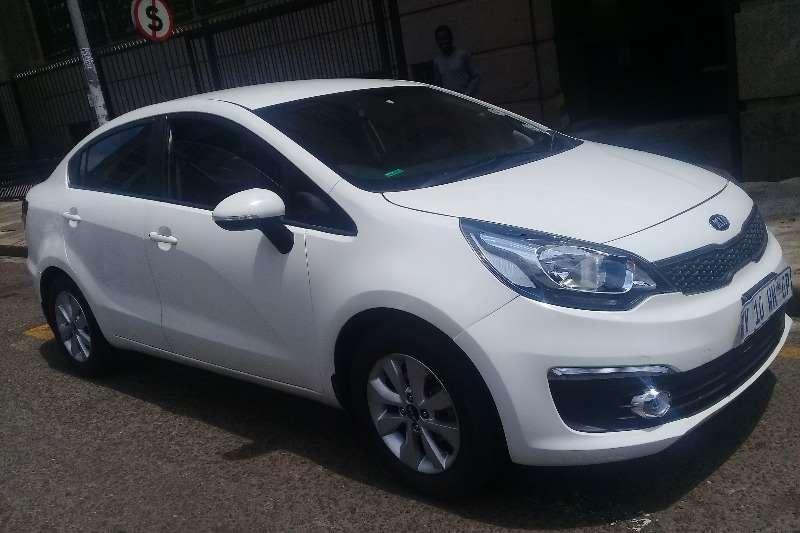 Kia Rio hatch 1.4 Tec auto 2015