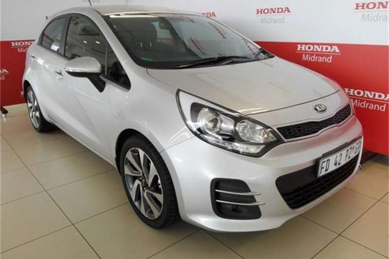 Kia Rio Rio Hatch 1 4 Tec Auto For Sale In Gauteng Auto Mart