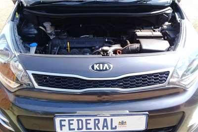Kia Rio hatch 1.4 Tec auto 2016