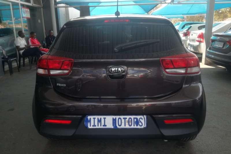 Kia Rio hatch 1.4 Tec auto 2018