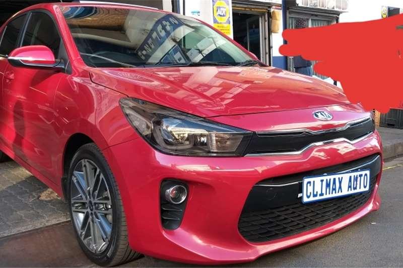 Kia Rio hatch 1.4 Tec auto 2019