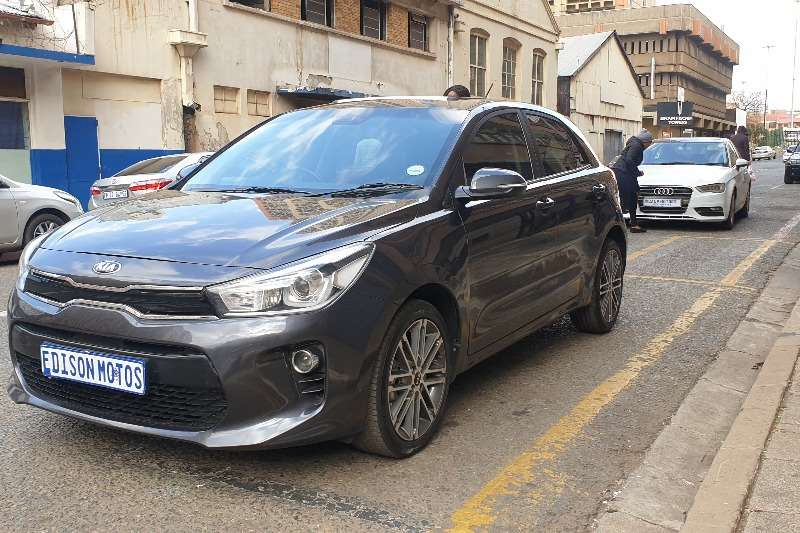Kia Rio hatch 1.4 Tec auto 2020