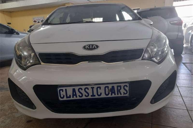 Used 2013 Kia Rio Hatch