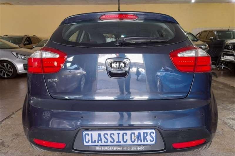 Used 2014 Kia Rio Hatch