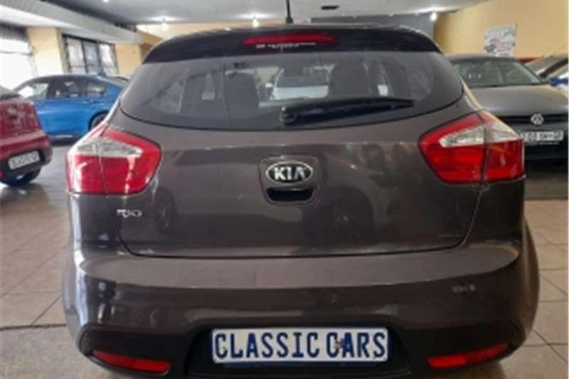 2014 Kia Rio hatch