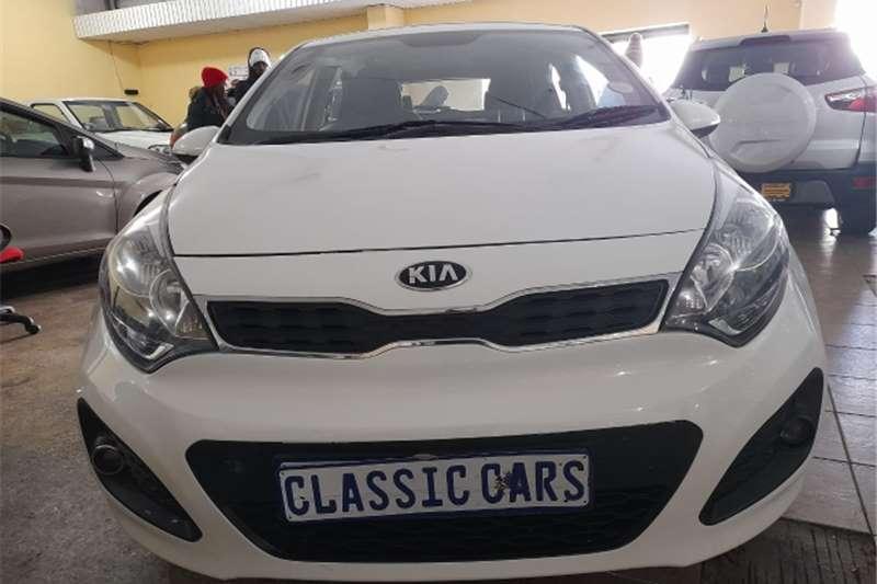 Used 2015 Kia Rio Hatch
