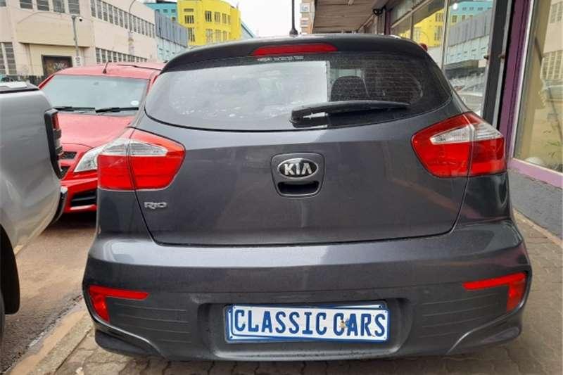 Used 2016 Kia Rio Hatch