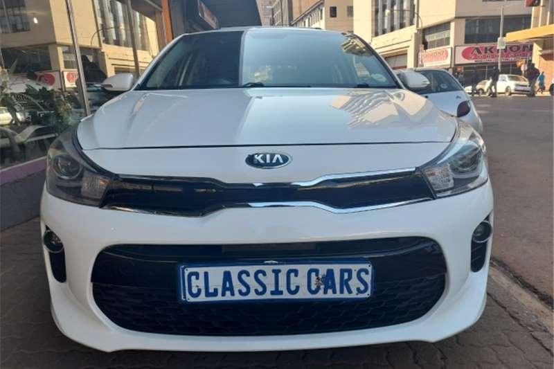 Used 2018 Kia Rio Hatch