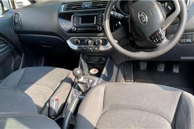 Used 2015 Kia Rio Hatch RIO 1.2 5DR
